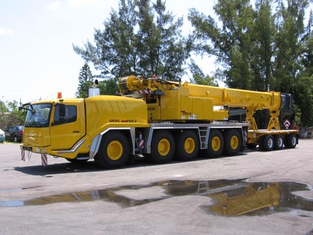 Miami Transfer Company And Florida Rigging And Crane